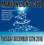 Marion Lions Club Christmas